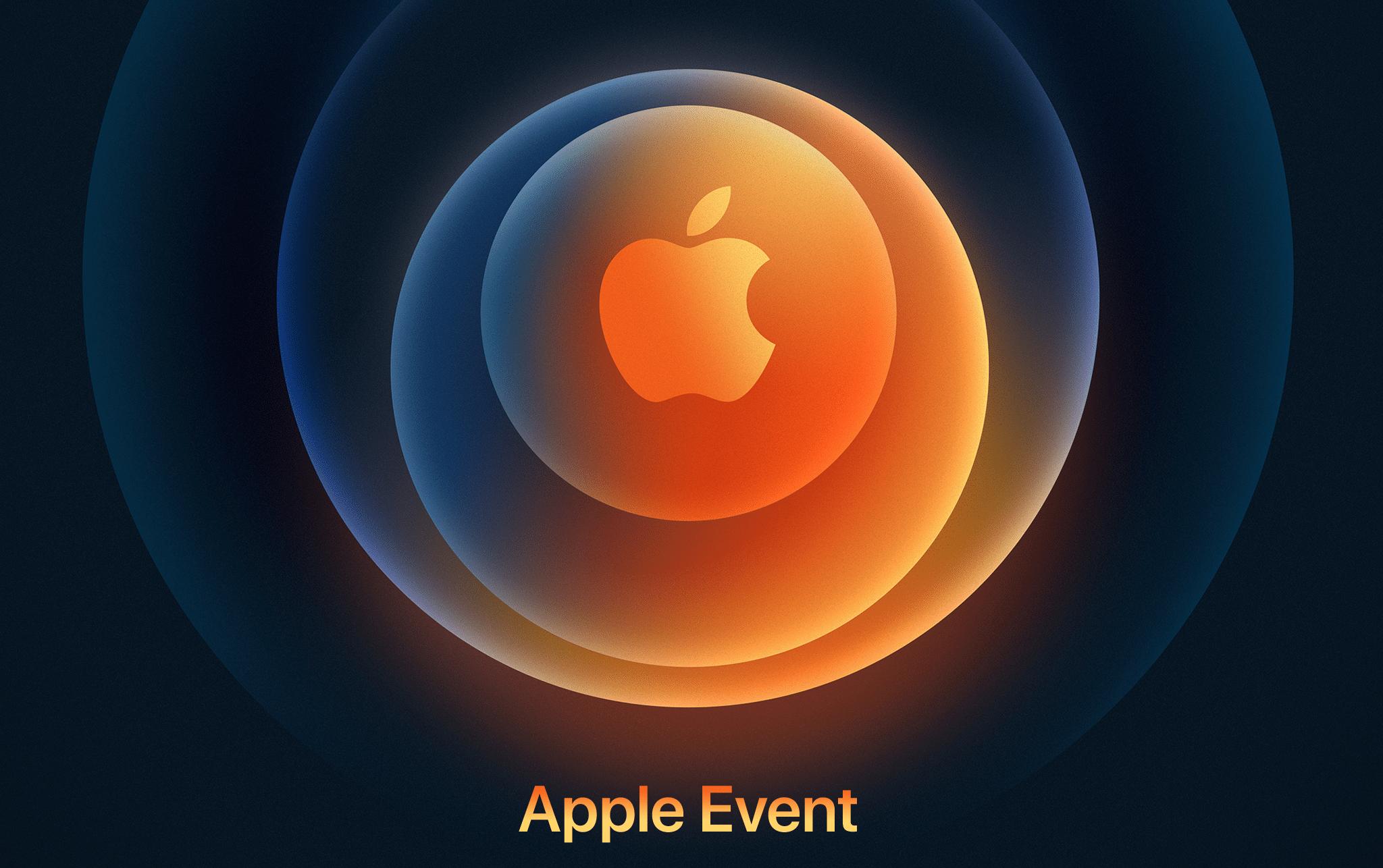 Apple-Event im Oktober 2020