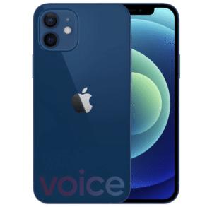 iPhone 12 in Blau