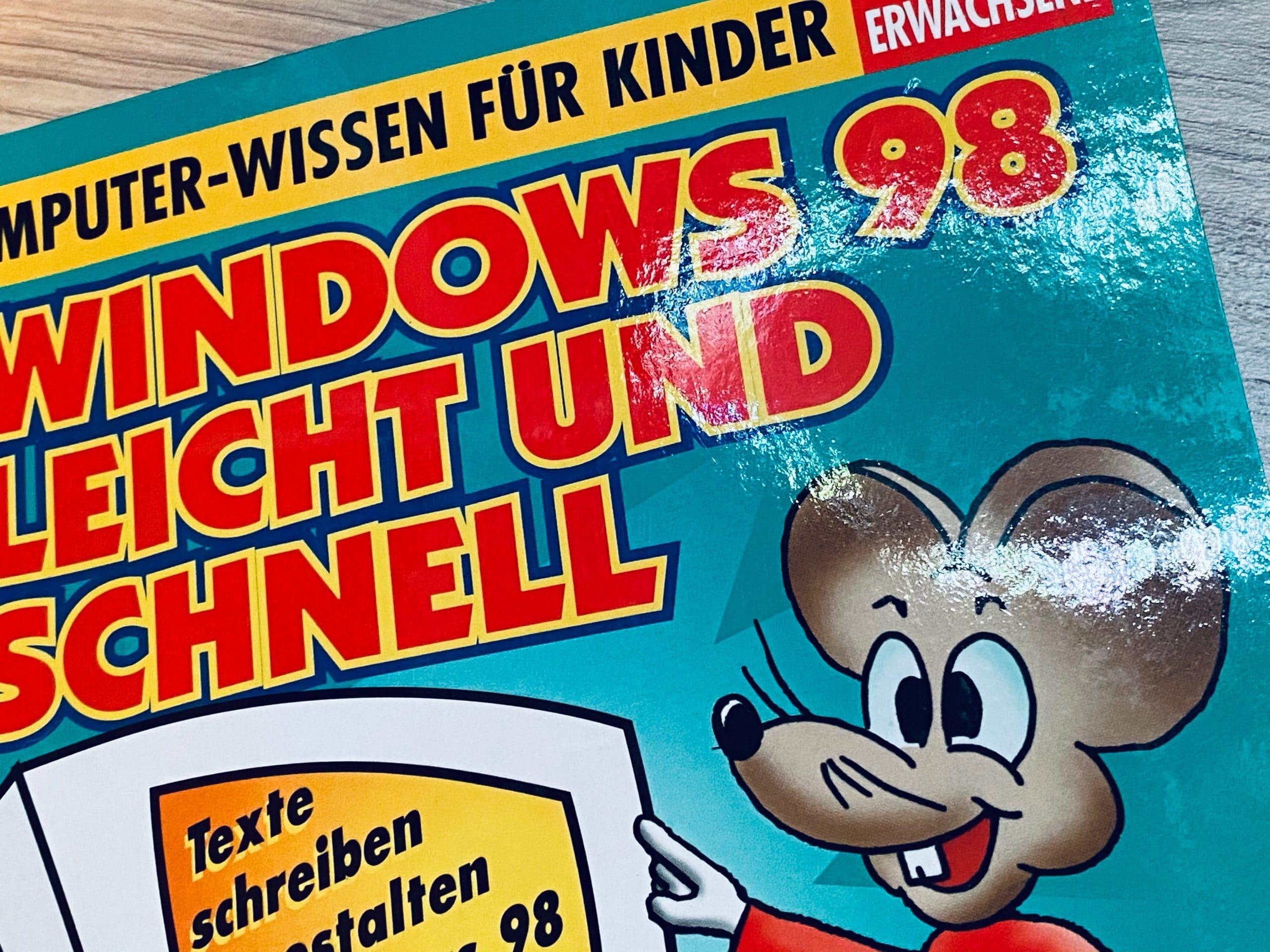 Computer-Wissen für Kinder: Windows 98