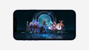 League of Legends Wild Rift auf dem iPhone