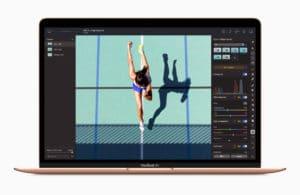 MacBook Air mit Apple M1 (11/2020)