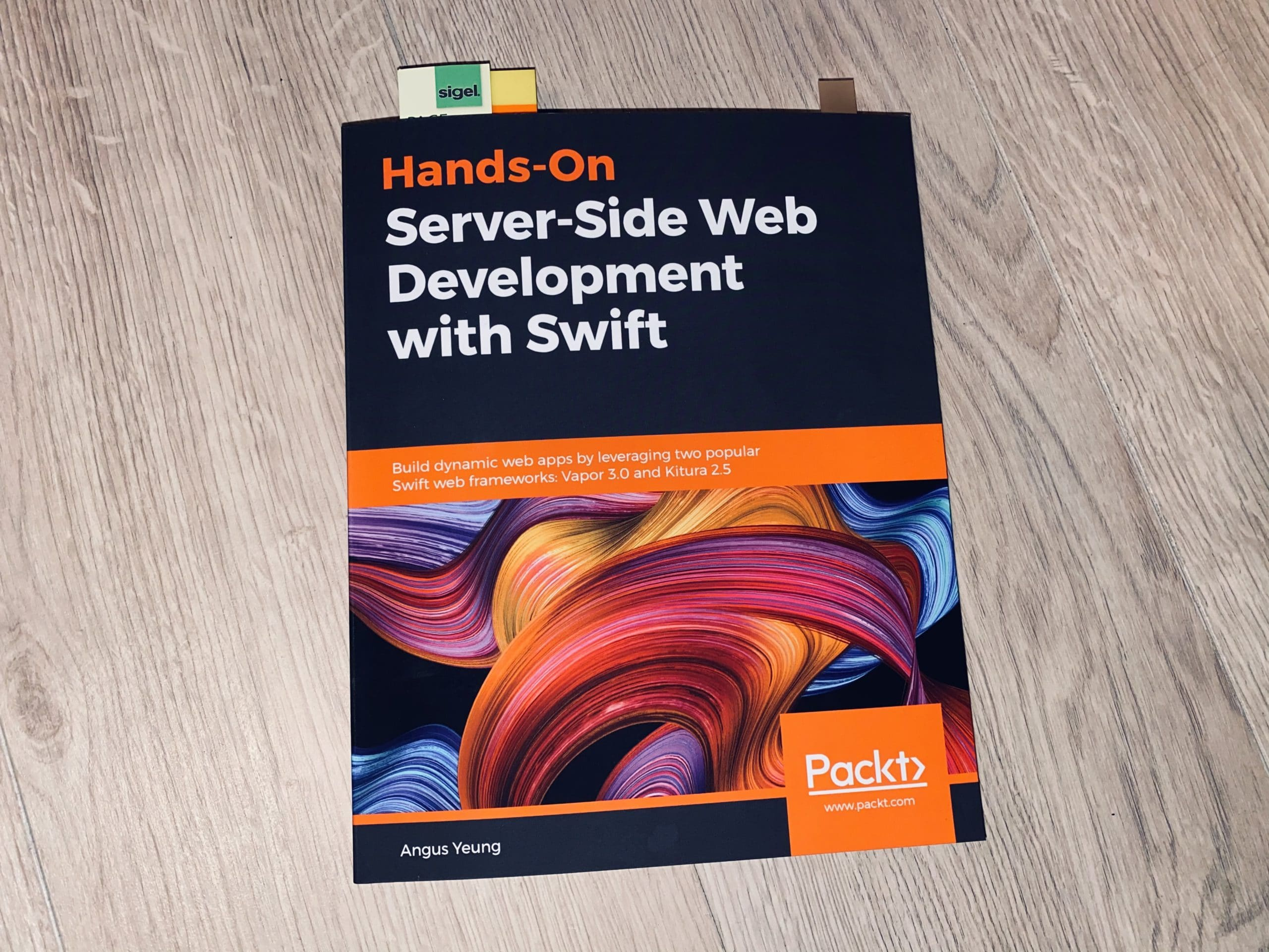 Hands-On - Server-Side Web Development with Swift