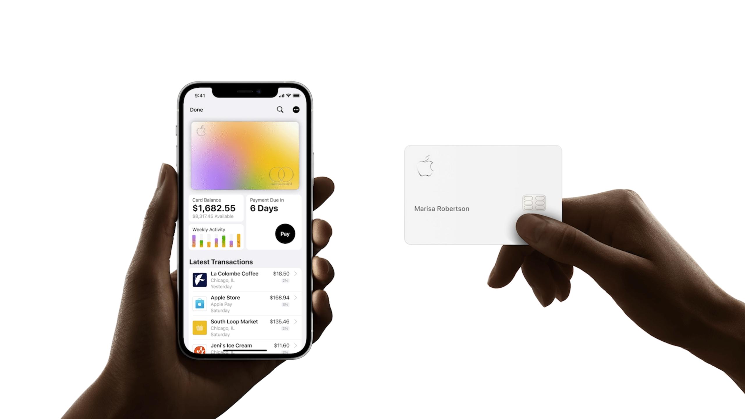Apple Card: Kreditkarte sorgt für Gleichbehandlung Macnotes.de