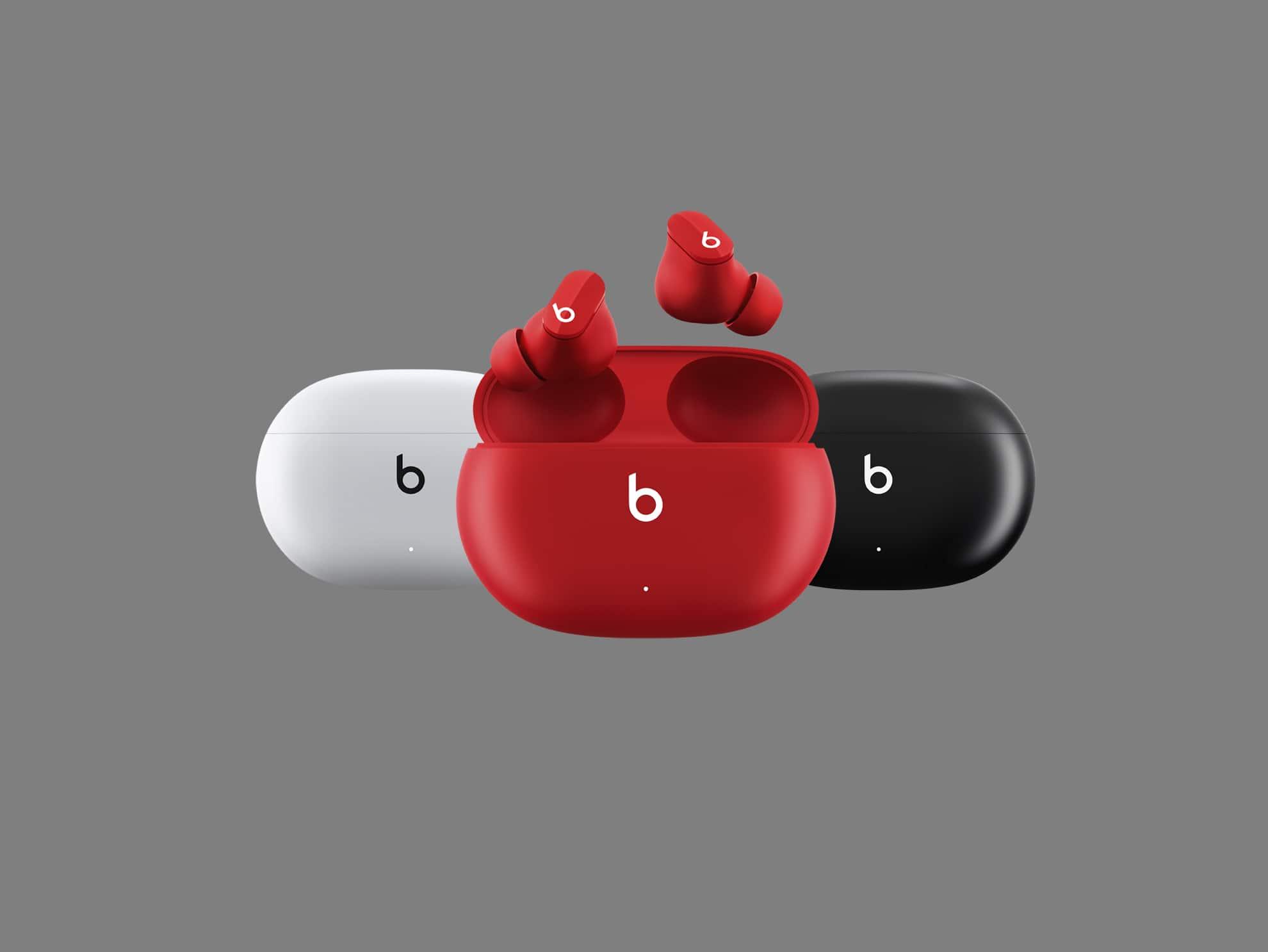 Beats Studio Buds: neue Kopfhörer von Apple vorgestellt