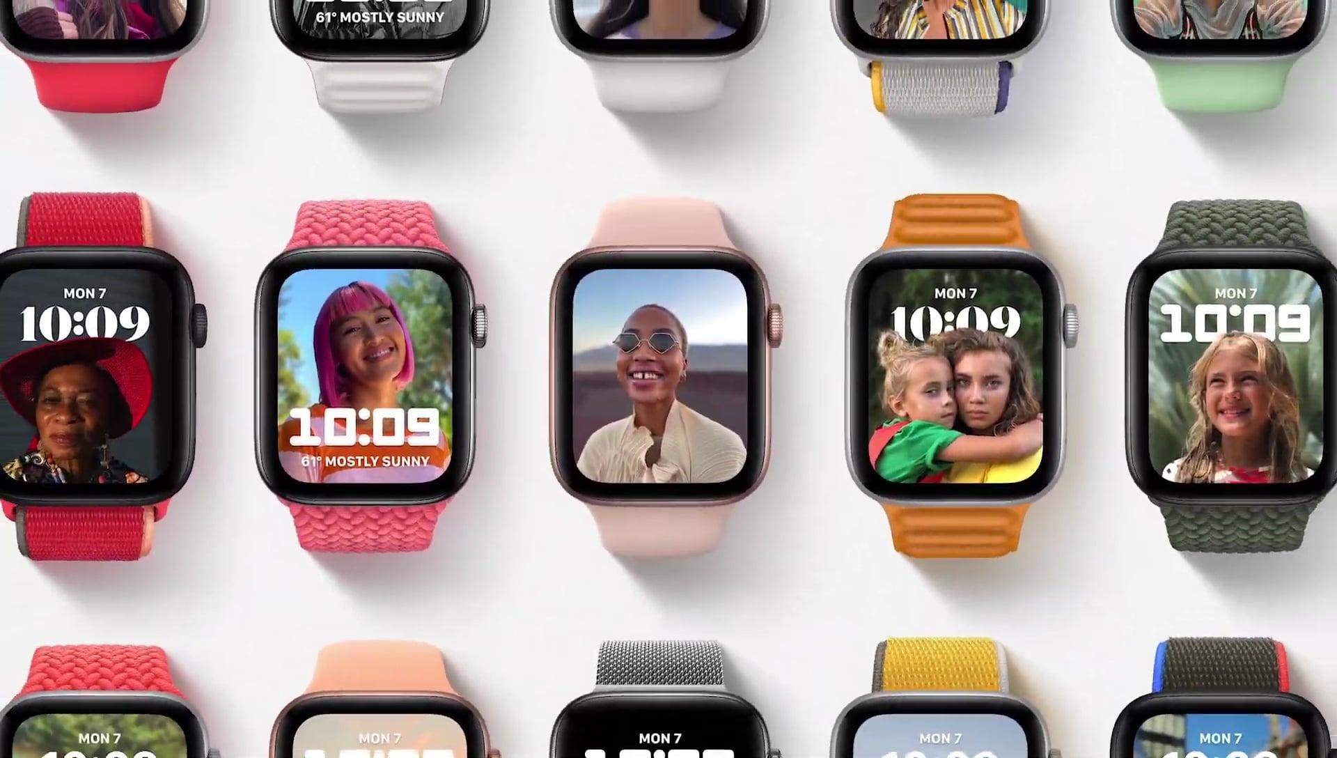 watchOS 8 von Apple veröffentlicht