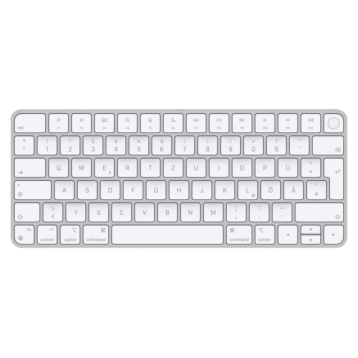 Magic Keyboard mit Touch ID jetzt einzeln kaufen