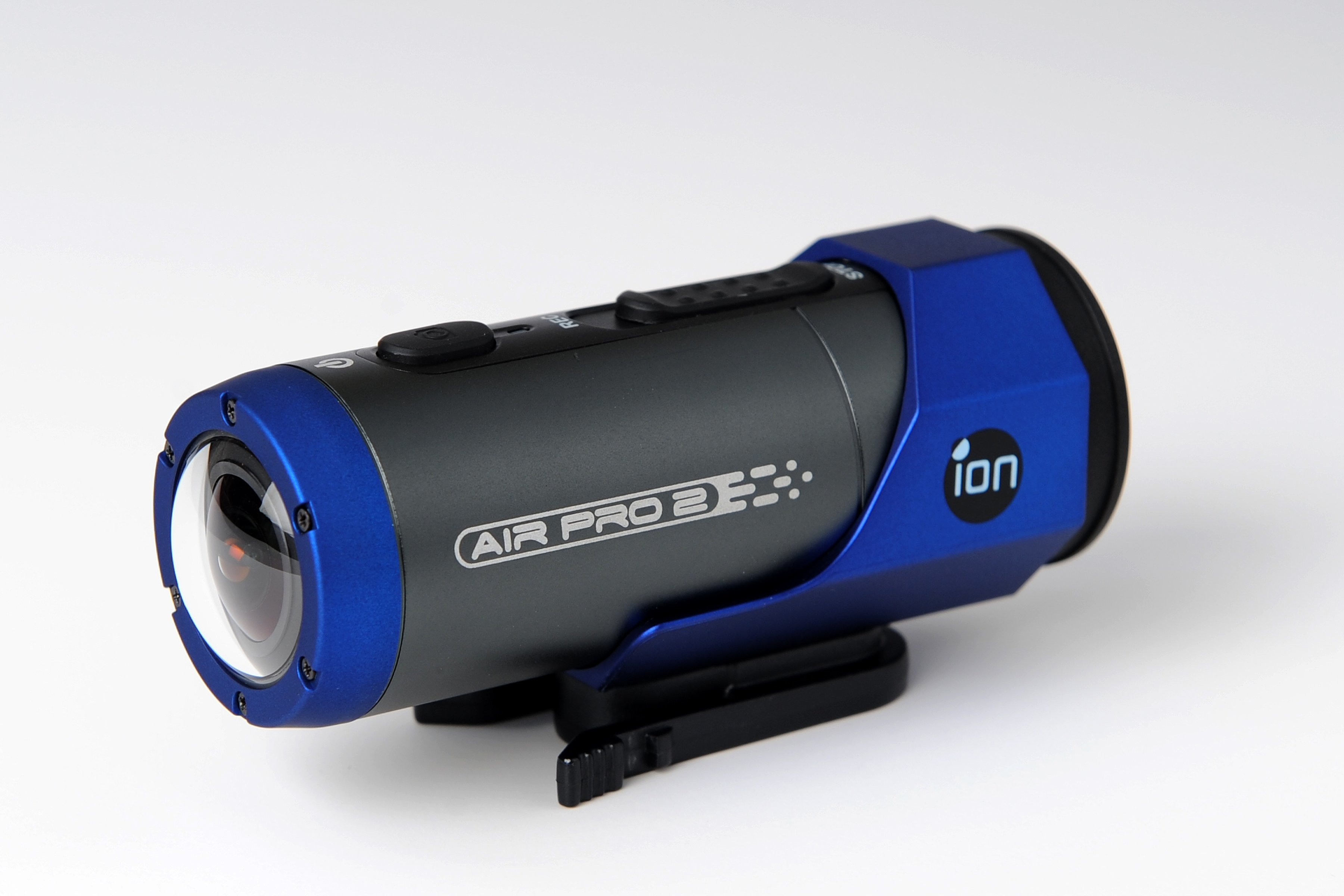 iON Air Pro 2: Action-Cam mit iPhone- und iPad-Anbindung