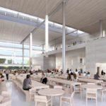 Apple Campus 2 Cafeteria