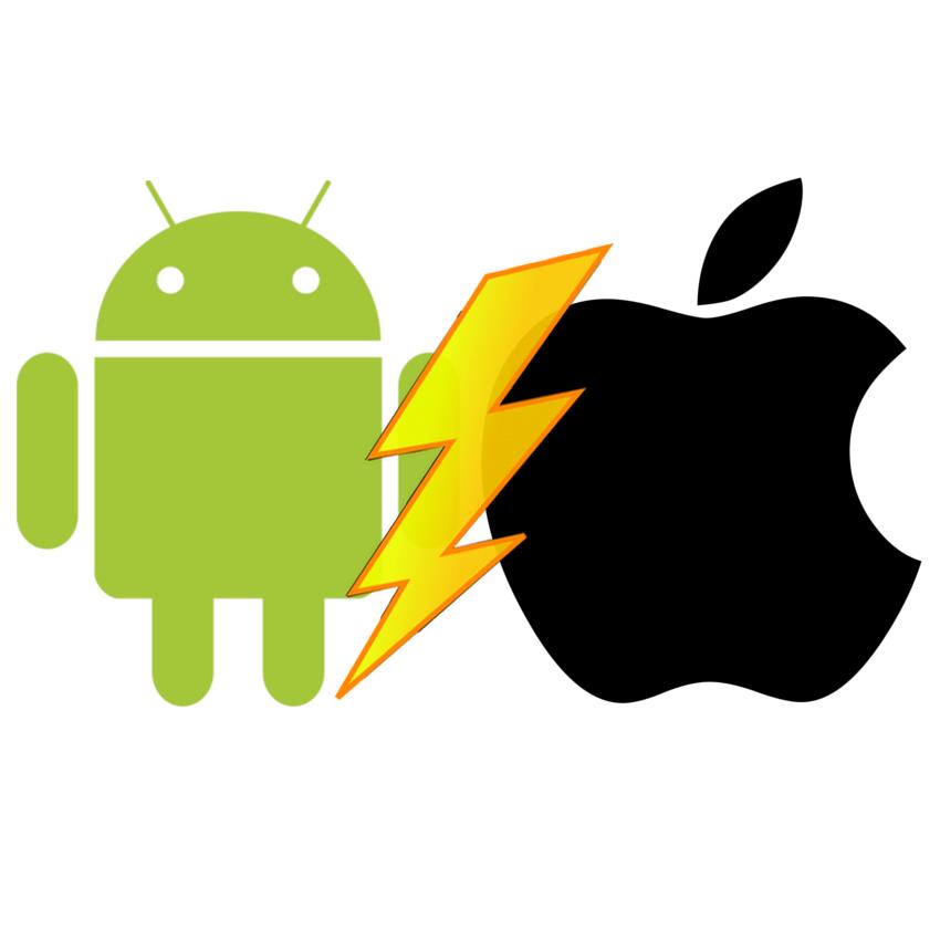 iPhone vs. Android: Google-System gewinnt weiter Marktanteile
