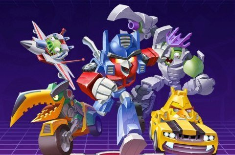 Angry Birds Transformers-1