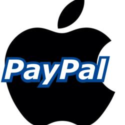 Apple Store: Bezahlung per PayPal online möglich