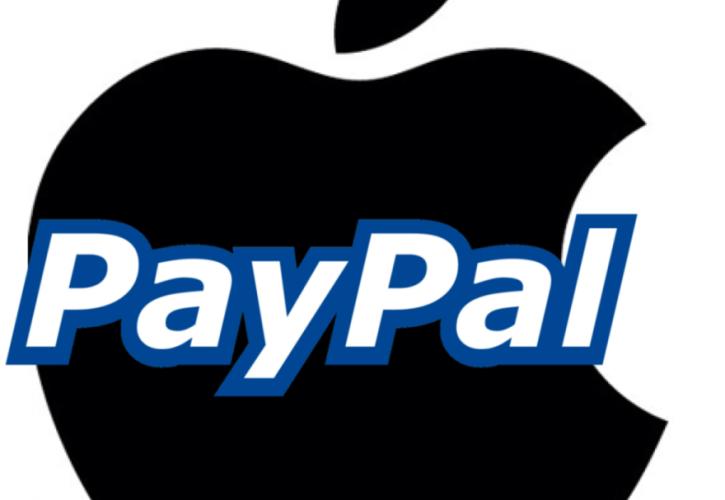 Apple und PayPal