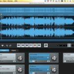 AudioCleaner Pro: der Hauptbildschirm