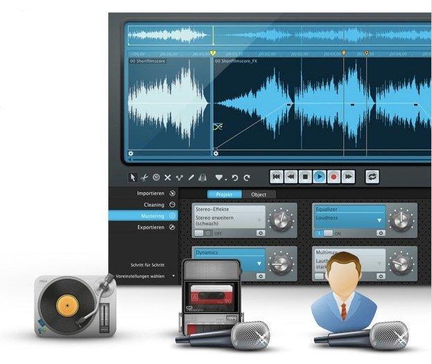AudioCleaner Pro für Mac