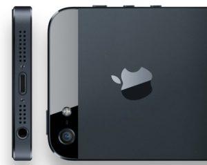 Lautsprecher am iPhone