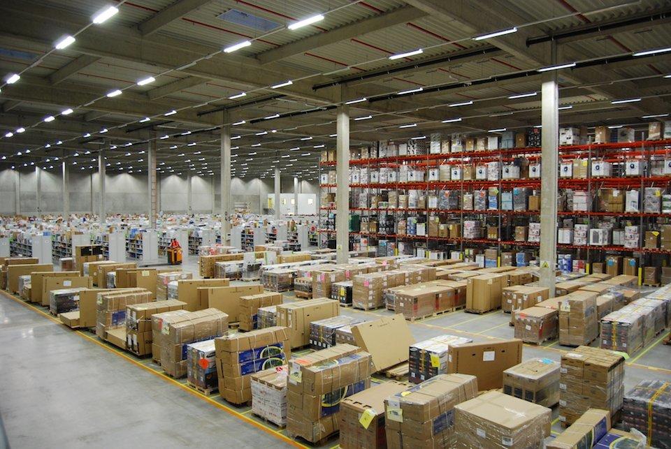 Amazon-Logistikzentrum Bad Hersfeld