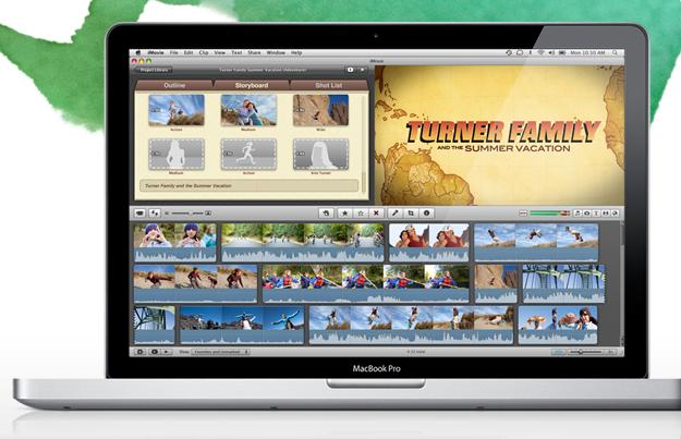 iMovie Trailers