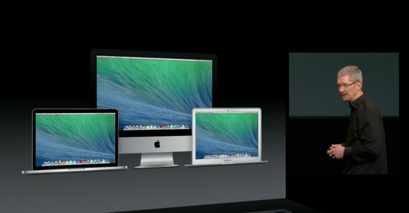 Apple-Keynote: MacBook Pro, iMac und MacBook Air
