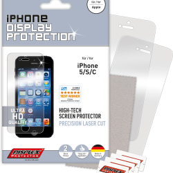 Displex Protector für iPhone 5/s/c im Test