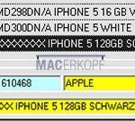 Das iPhone 5S 128GB bei Media Markt?