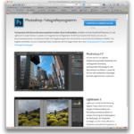 Fotografieprogramm