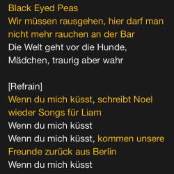 Genius by Rap Genius bringt Songtexte auf das iPhone