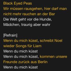 Genius by Rap Genius bringt Songtexte auf das iPhone