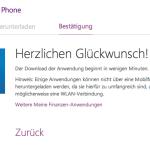Windows Live App Shopping