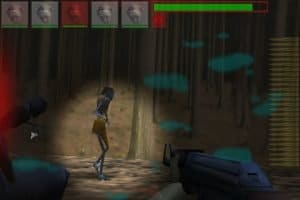 AlienMangle - Screenshot