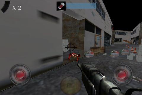 Dark Hill - Screenshot