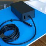 Surface Pro - Netzteil mit magnetischem Stecker, Foto: Samy Chae