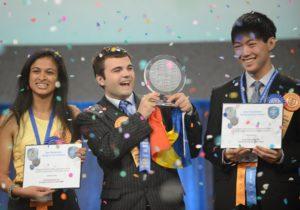 Intel ISEF 2013: Gewinner