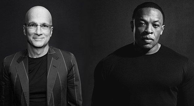 Jimmy Iovine und Dr. Dre