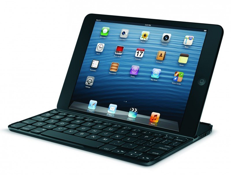 Logitech Ultrathin Keyboard mini für iPad mini ab März