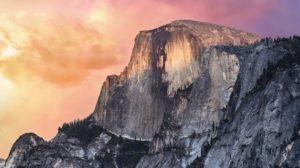 OS X 10.10 - Half Dome