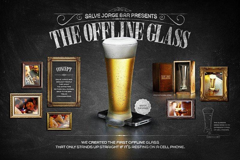 The Offline Glass, Bild: Mauricio Perussi