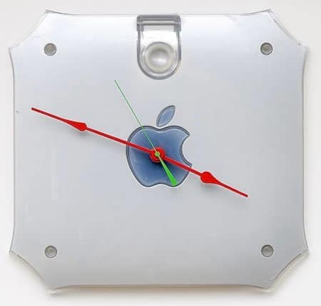 PowerMac G4 Wall Clock