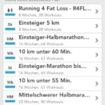RunKeeper Workout