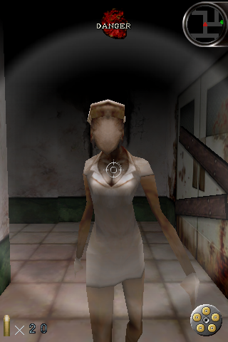Silent Hill: The Escape - Screenshot