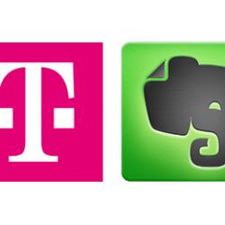 Ein Jahr kostenlos Evernote Premium für Telekom-Kunden