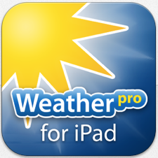 Weather Pro for iPad