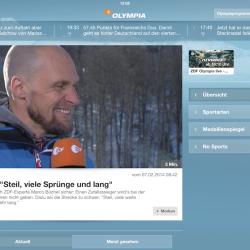 iPhone- und iPad-Apps zu Olympia 2014 in Sotschi