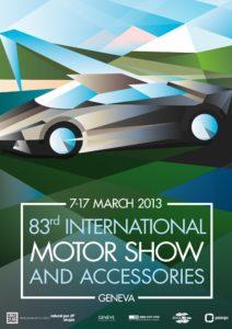 Genfer Autosalon 2013