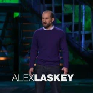 Alex Laskey, Foto: TED