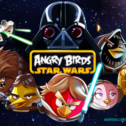 Angry Birds Stars Wars: Trailer zeigt Luke und Leia