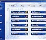 AOL - Startseite aus dem Jahr 2000