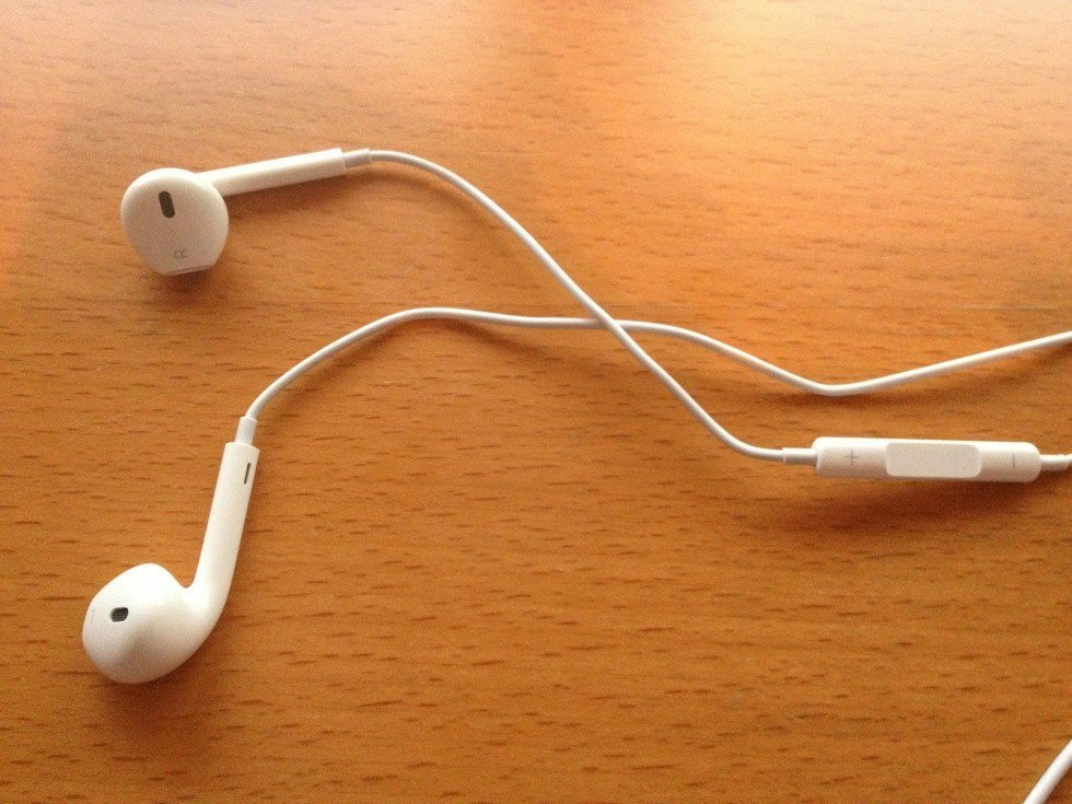 Apple EarPods Fernbedienung