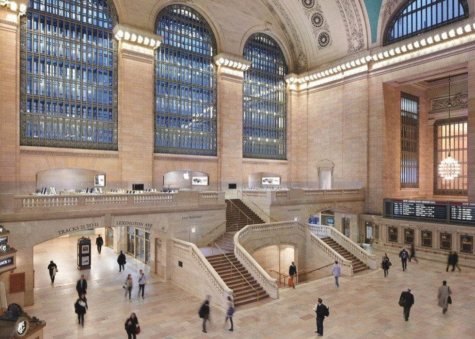 Apple Store in der Grand Central Station, New York City