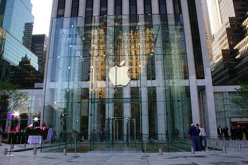Apple Store in New York, Foto: Dan Dickinson (Flickr)
