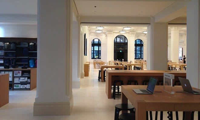 Apple Store Brisbane, Foto: The Reckoner